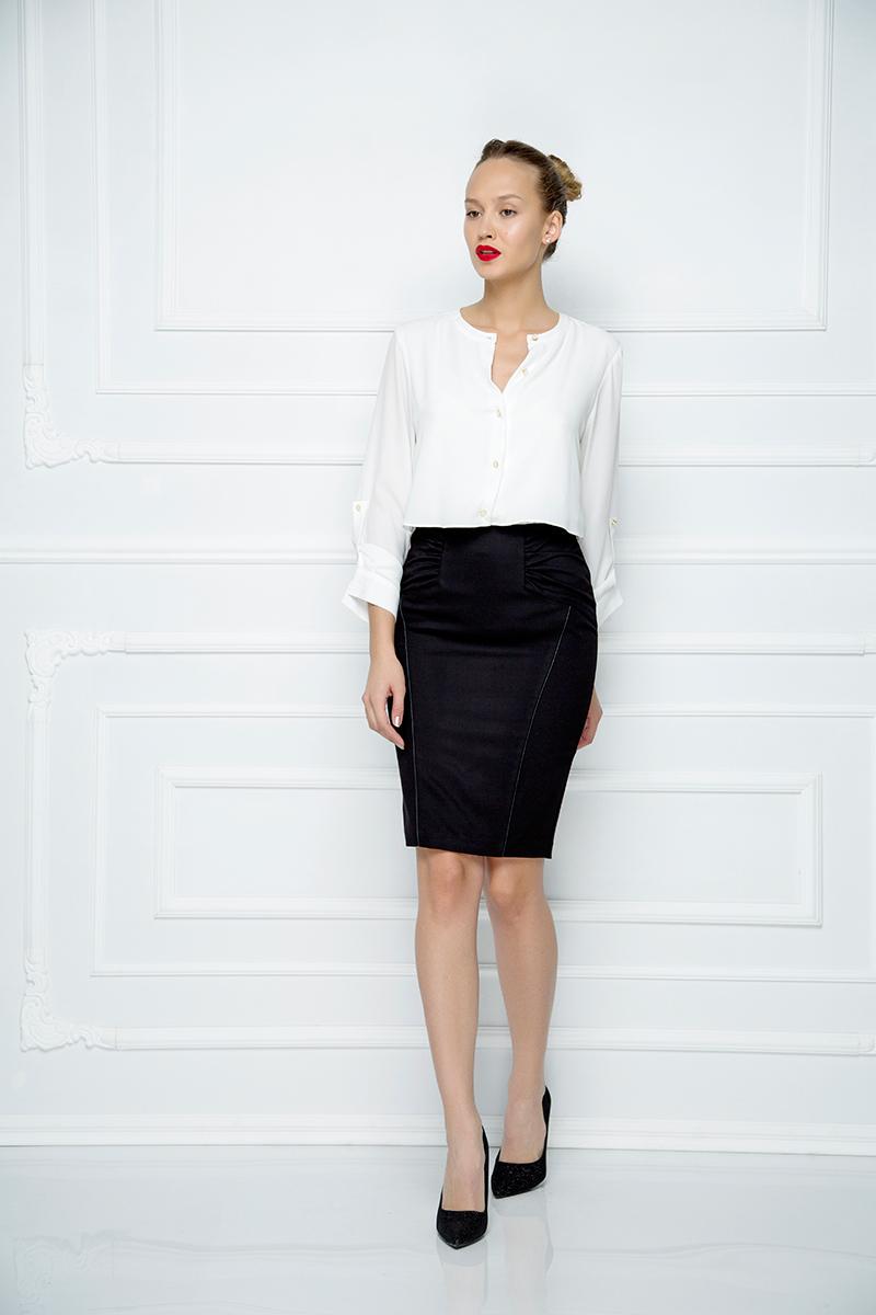 Poslovna klasična suknja