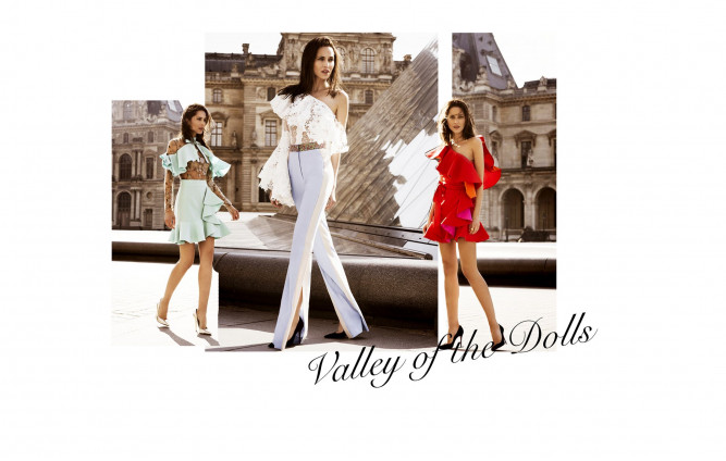 Valley of the dolls SS18