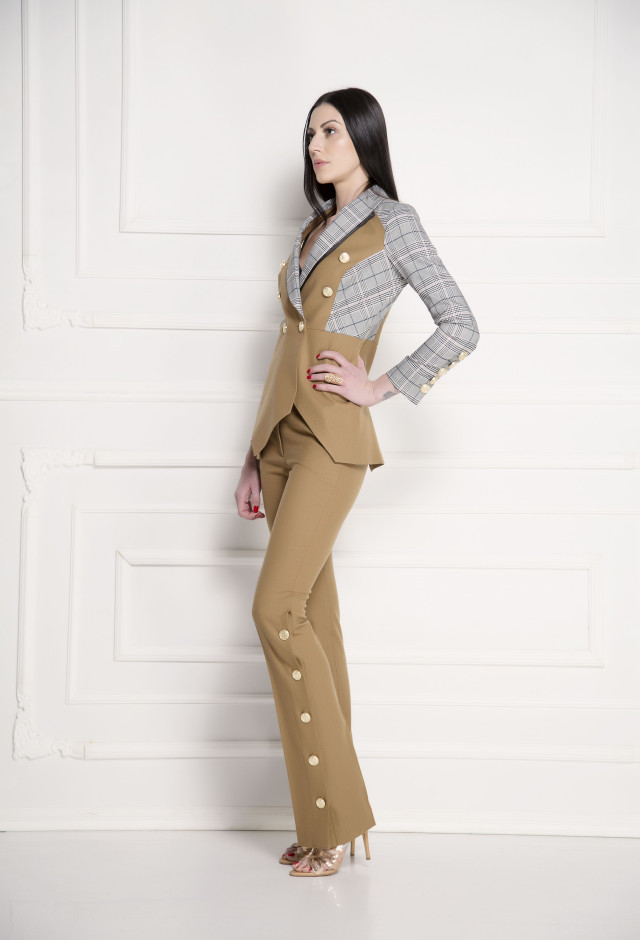 Pantalone kamel
