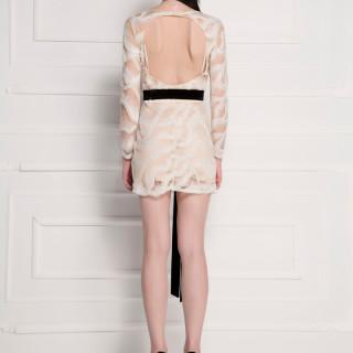 Mini koktel haljina