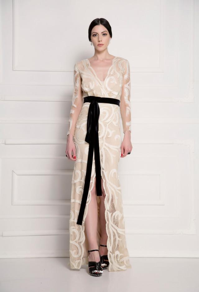 Koktel haljina od čipke