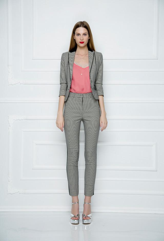Poslovne klasične pantalone
