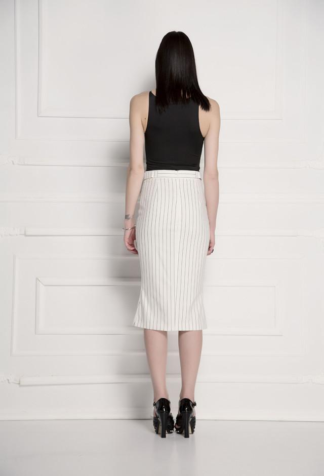 Suknja pruge